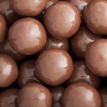 CHOCOLATE MALTBALLS