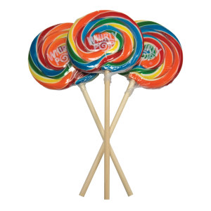 Giant Lollipops