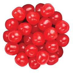 FRUIT SOURS-CHERRY BALLS