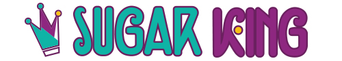 Sugar King Candy Store Logo